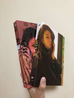 Chungha offset unsealed