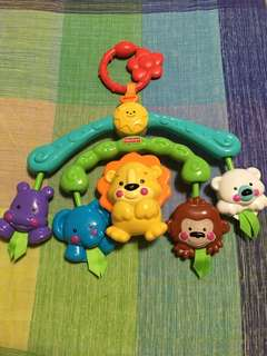 SALE: Crib toys hanging animals