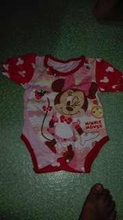 Onesie (Minnie Mouse)