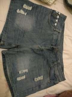 Hotpans/celana pendek