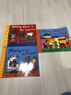 Maisie Books (Set of 3)
