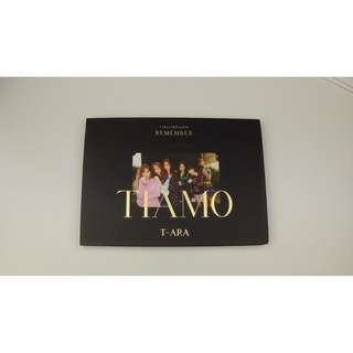 T-ARA - REMEMBER (12th Mini Album) CD