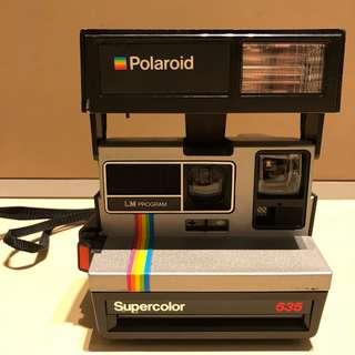 Polaroid Supercolor 635 (Used)