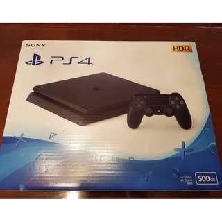 BRAND NEW PlayStation 4 Slim 500GB (PS4 slim)