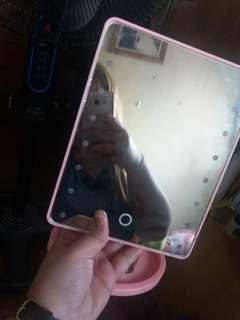 Led light Mirror (PINK)