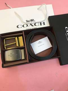 Coach Belt C3 Original Coach