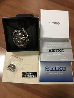 Seiko Prospex Diver Turtle SRP 775