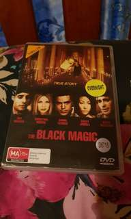 Black Magic DVD. Ex-Rental