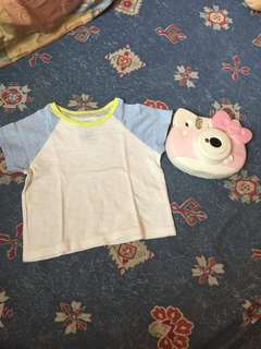 Gingersnap T-shirt for baby boy