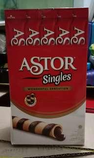 Astor singles