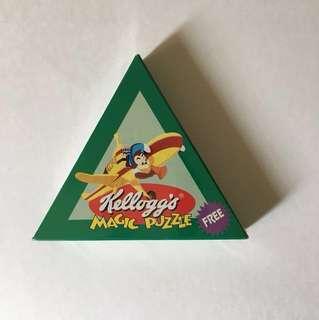 Retro Kellogg's Magic Puzzle (shrink wrapped)