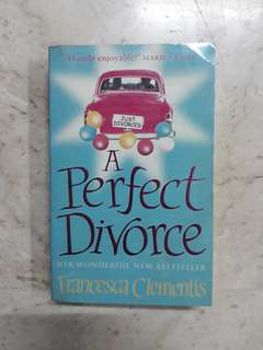 A perfect divorce - Francesca Clementis