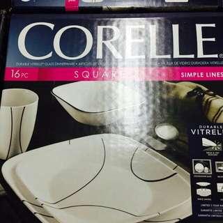 Corelle 4sets (16pcs)