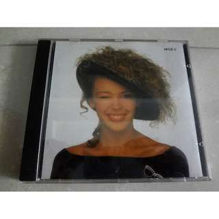 Kylie Minogue CD Self Title Japan Press