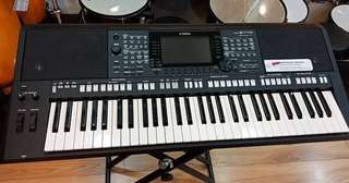 Keyboard PSR S-775 ( Kredit )