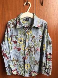 GAP Floral Shirt #Ramadan50