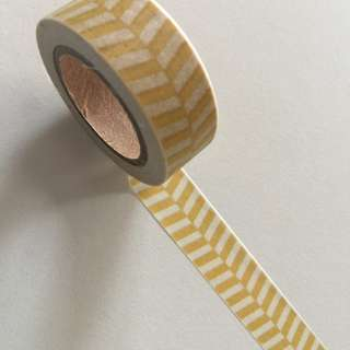 Chevron GJ64 Washi Tape 15mm x 10m