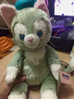 全新 迪士尼 畫家貓 香港 代購