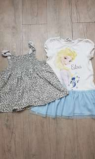2T clothes baby girl