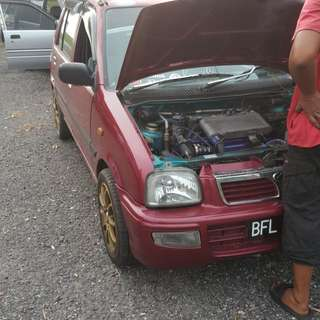 Kancil L6 manual turbo