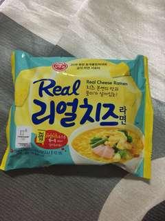 🚚 韓國泡麵 真起司 拉麵