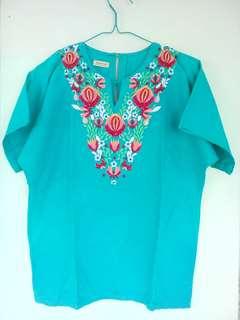 Flower tosca blouse