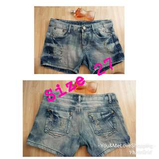 Denim shorts batch 4