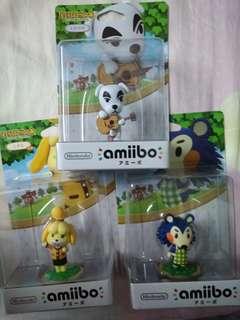 [BNIB] Animal Crossing Amiibo