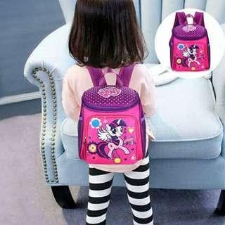 0913/L8*K 【OI1483212】🎀现货🎀Pony 幼儿时尚双肩背包