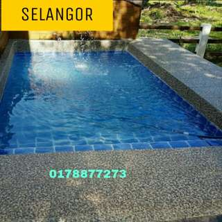 Sekinchan homestay ada private pool (max 8 org)
