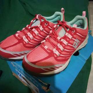 Columbia Running Shoes (red)