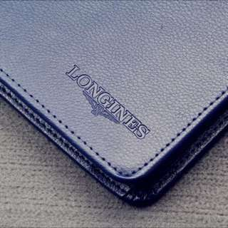 Longines notebook