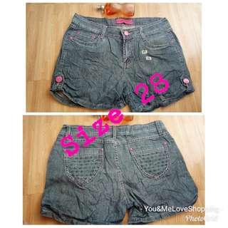 Denim shorts batch 8