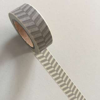 Chevron GJ66 Washi Tape 15mm x 10m