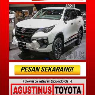 PROMO TOYOTA JAKARTA