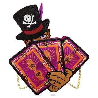 [PO] Disney Dr. Facilier Tarot Card Crossbody Bag by Danielle Nicole