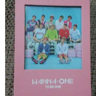 (WTS) Wanna one TO BE ONE album pink version