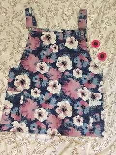 Jumper Floral Top