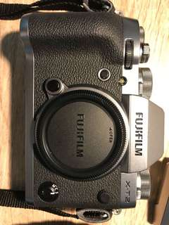 FUJIFILM XT 2 GS SERIES (body & lensa)