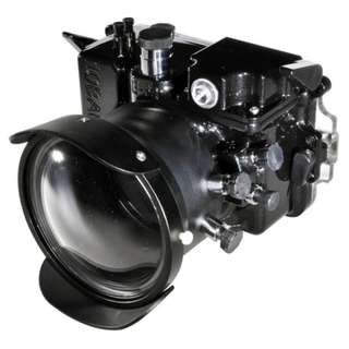 10BAR Underwater Housing for Olympus E-PL3 Z (w/ semi-dome for 14-42mm lens)