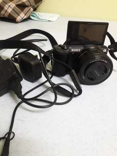 SONY A5100 KIT 16-50MM HITAM