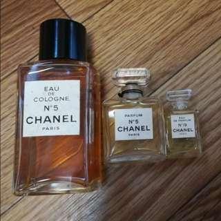 Chanel Perfume Set