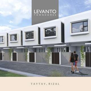 Affordable townhouse in taytay near Sienna Collage