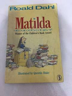 Roald Dahl- Matilda