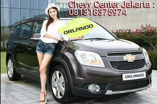 Chevrolet New Orlando 1.8L AT TRIPTONIC DISCOUNT BERLIMPAH