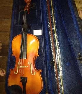Jasmin violin complete package!
