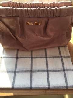 Miu miu clutch/handbag