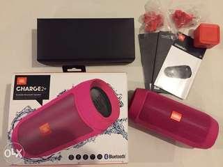 JBL Harman Charge 2 Plus Bluetooth Speaker