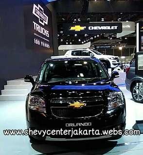 Chevrolet New Orlando 1.8L AT Triptonic Kredit Murah, Discount Berlimpah