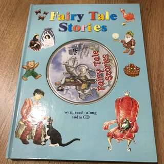 Fairy Tale Stories with CD